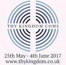 Thy kingdom come logo