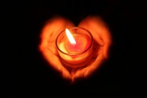 heart-prayer-hands-candle-light